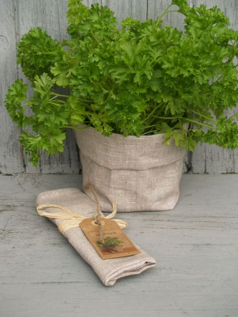 Herb Sack or Plant Bag